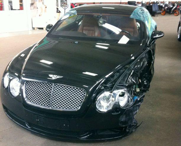 Bentley on jälleen myynnissä reilusti alennettuun hintaan.