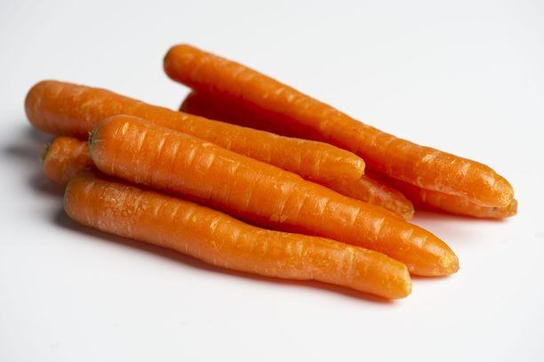 Porkkanoista tulee juuri oikean kypsyisiä, kun valmistat ne mikrossa.