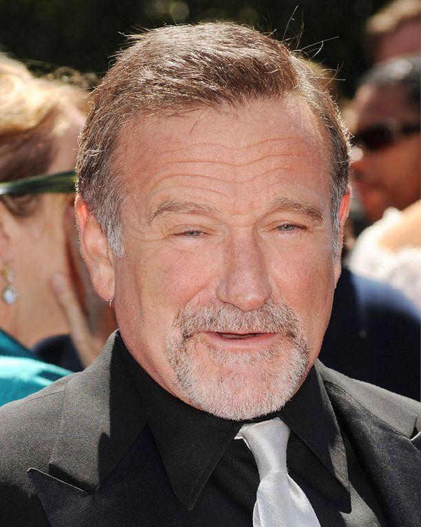 Vakavat terveyshuolet painoivat henkensä riistänyttä Robin Williamsia. Hän sairasti masennuksen ja ahdistuksen lisäksi myös Parkinsonin tautia.