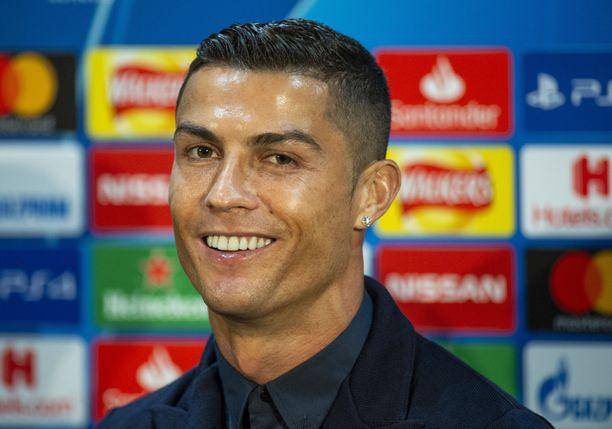 Jalkapallon supertähti Cristiano Ronaldo ei usko raiskaussyytöksen johtavan seurauksiin.
