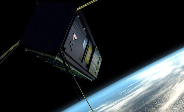 Suomesta on tulossa avaruusvaltio, kun Aalto-1-satelliitti on määrä lähettää avaruuteen tämän vuoden aikana.