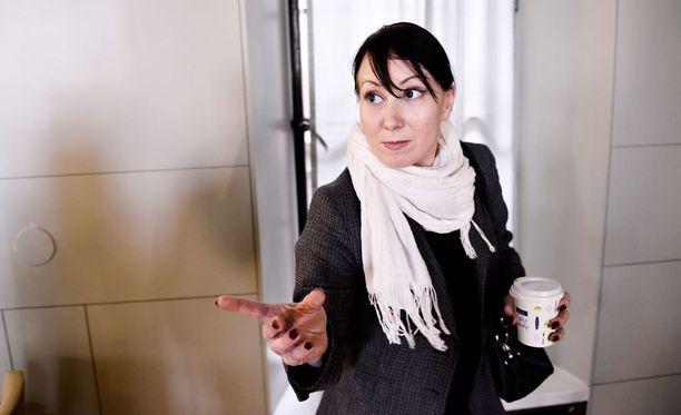 Hanna Mäntylä (ps) on kiistänyt syyllistyneensä perusteettomaan oikeusavun saamiseen.