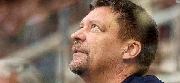 Jukka Jalosen SKA jyräsi Siperiassa.