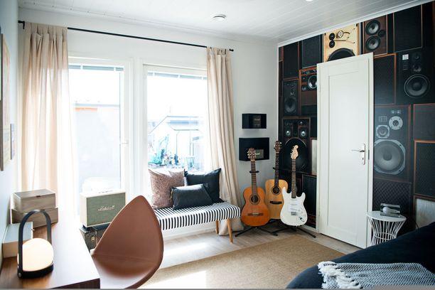Asunto on varallisuuden arvolla mitattuna suomalaisen kotitalouden merkittävin varallisuuserä. Kuva Porin asuntomessuilta.