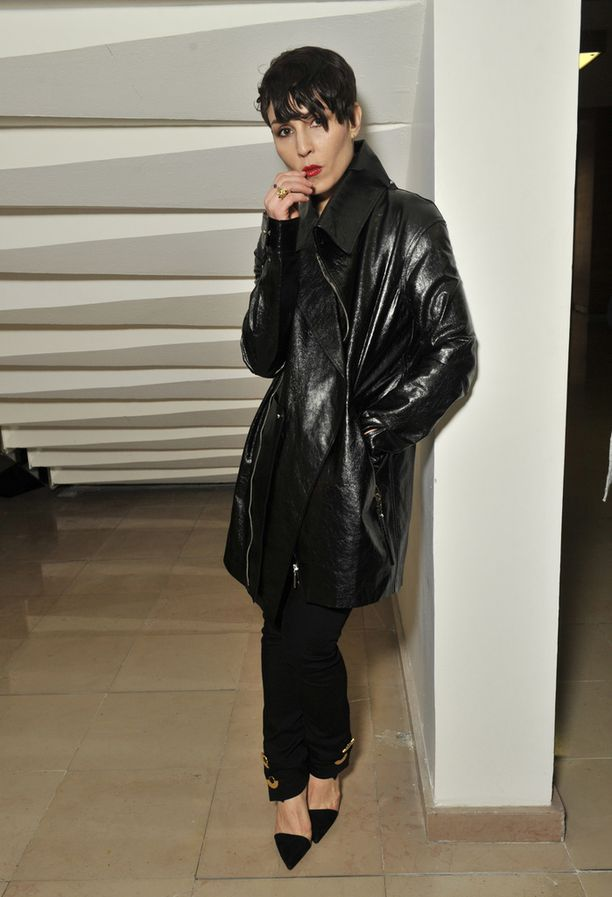 Noomi Rapace / Anthony Vaccarello