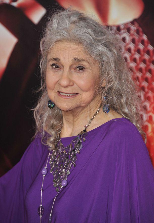 Lynn Cohen kuvattuna vuonna 2013 Nälkäpelin ensi-illassa.