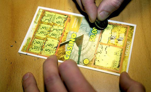 Mikkeliläispariskunta sai Casino-arvan päävoiton vuosien raaputtelun jälkeen.