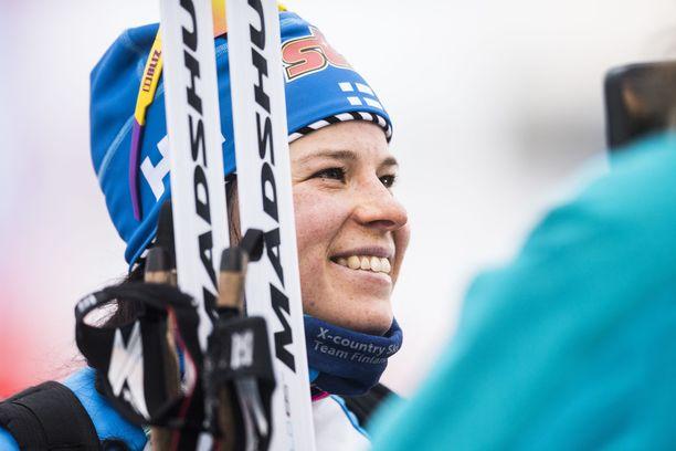 Krista Pärmäkoski ja muut suomalaishiihtäjät avaavat kauden ensi viikolla Rukalla.