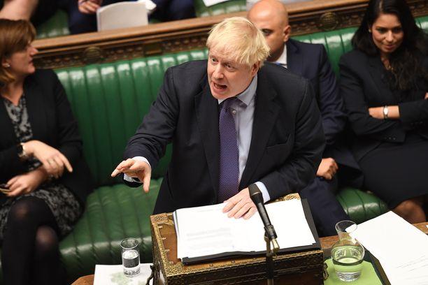 Boris Johnson haluaa edelleen Britannian lähtevän EU:sta lokakuun 31. päivä.