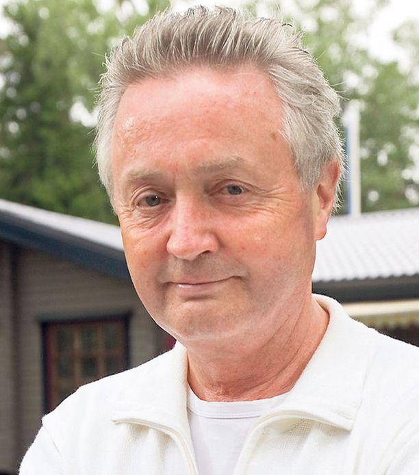Jukka Kuoppamäki menetti konkurssissa muun muassa asunnon ja purjeveneen.