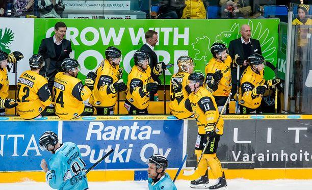 SaiPan ja Pelicansin ottelusarja ratkeaa lauantaina Lappeenrannan Kisapuistossa.