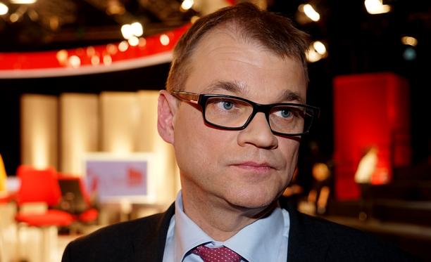 Pääministeri Juha Sipilä on tänään vielä käynyt keskusteluja työmarkkinajohtajien kanssa.