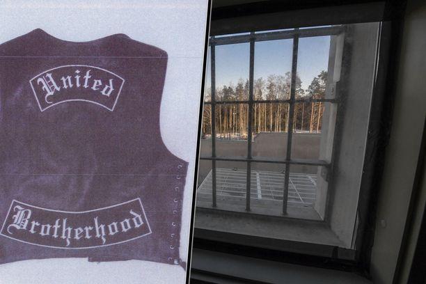 United Brotherhoodin jäseniä on tietojen mukaan sijoitettu paljon muun muassa Riihimäen vankilaan.