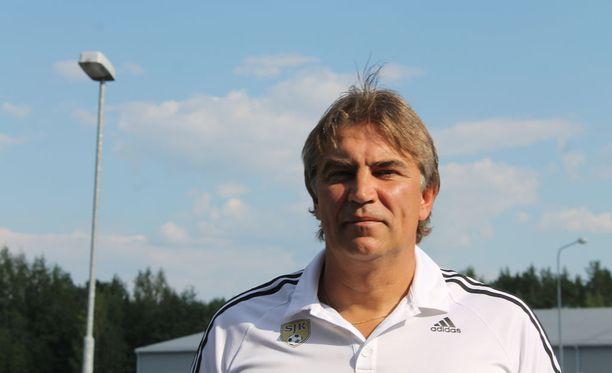 Aleksei Eremenko vietti värikkäät vuodet idässä. Pohjanmaalle palasi karaistunut valmentaja.