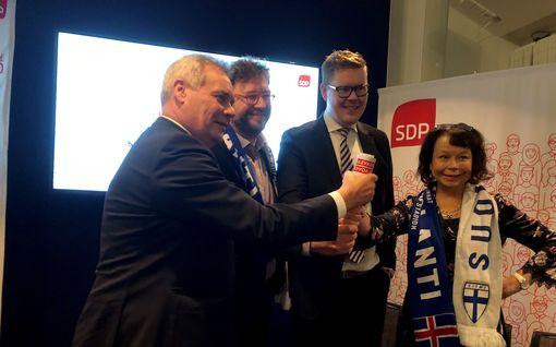 """SDP:n puheenjohtaja Antti Rinne paljasti kuuluisan eläkelupauksensa hintalapun - 700 miljoonaa euroa: """"Lupaus, jonka aion ehdottomasti yrittää pitää"""""""