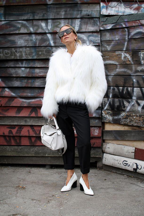Norjalainen toimittaja-bloggaaja Celine Aagaard on kansainvälinen katumuotitähti, jonka tyyliä hehkuttavat muiden muassa Ranskan Vogue ja jenkki-ELLE.