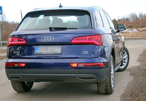 Takaisinkutsu koskee Suomessa 195 Audin V6- ja V8 -dieselmallia.