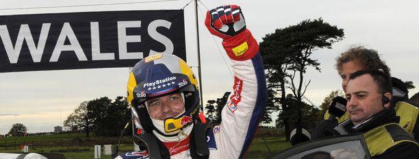 Sebastien Loebia ei nähdä kilpailumielessä formularadoilla.