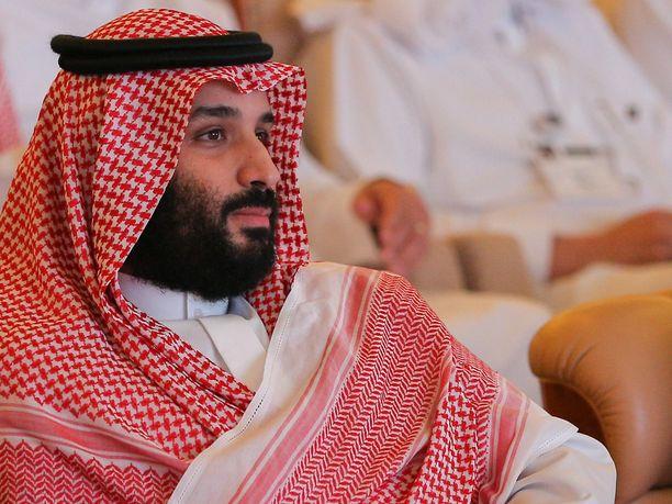 Kruununprinssi Mohammed bin Salman on kertonut Trumpille, ettei hän tiennyt mitään murhasta.