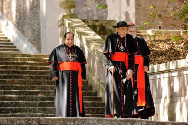 Young Pope -sarja on toteutettu visuaalisesti upeasti.