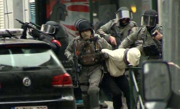 Abdeslam saatiin pidätettyä viime perjantaina liki neljä kuukautta jatkuneen etsinnän jälkeen.