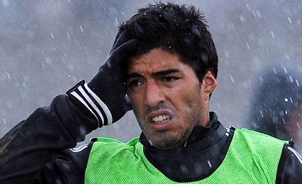 Luis Suarez on ollut viime aikoina rasismikohun keskellä.