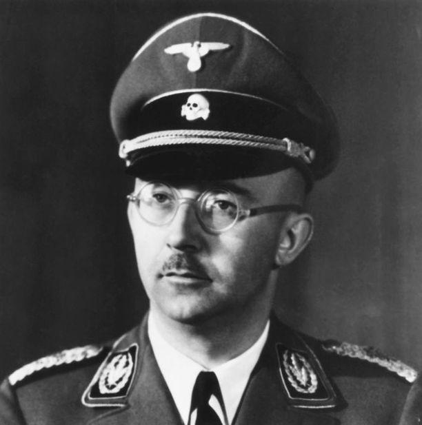 Rasse- und Siedlungshauptamt -virasto oli Heinrich Himmlerin johtama.