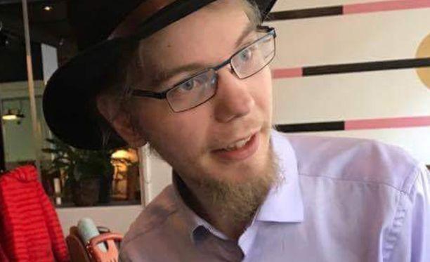Poliisi pyytää vihjeitä 23-vuotiaan Martin Clausenin liikkeistä.