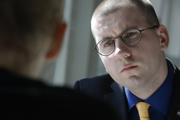 Sebastian Tynkkynen valittiin perussuomalaisten 3. varapuheenjohtajaksi elokuun alussa.
