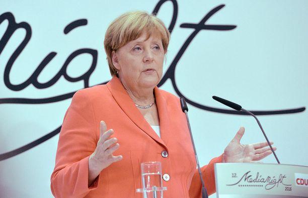 Merkel on vaikutusvaltaisin nainen jo kuudennen kerran.