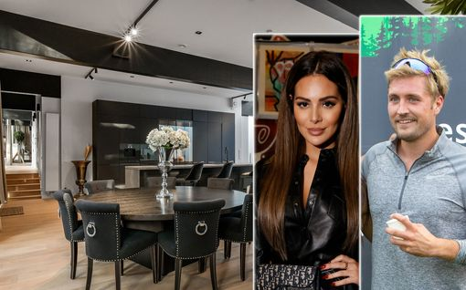Stefan Thermanin ja Sofian lemmenpesä myynnissä: Tältä näyttää yli miljoonan euron asunto – katso kuvat!