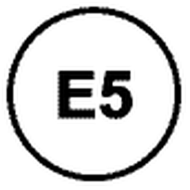 Bensiini, jossa on enintään 5 prosenttia etanolia, on nimeltään E5 eli tutummin 98 E5. Vastaavasti E10 on tutummin 95 E10.