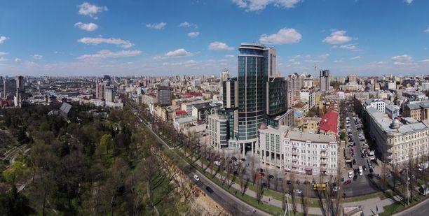 Kiova oli luksushotellivertailun neljänneksi edullisin kaupunki.