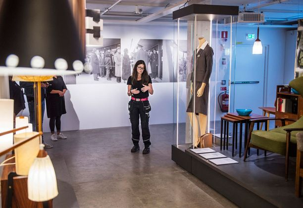 Museo avattiin samassa rakennuksessa, jossa aivan ensimmäinen Ikea-myymälä sijaitsi.