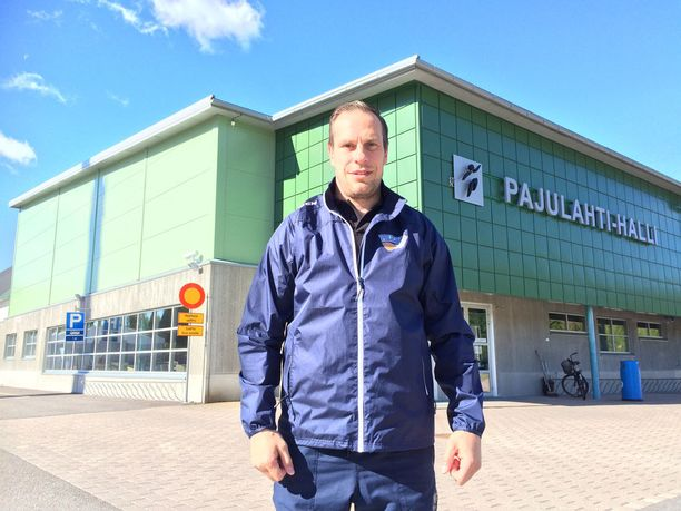 Lahden kupeessa sijaitseva Liikuntakeskus Pajulahti on tullut Ville Niemiselle tutuksi Pelicansin kesätreeneissä.