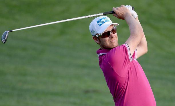 Mikko Ilonen aloitti vakuuttavasti Dubaissa.