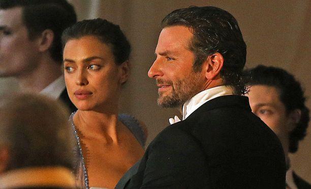 Bradley Cooperin ja Irina Shaykin esikoisen nimi on Lea De Seine.