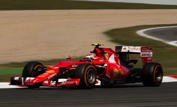 Miten käy Kimin? IL seuraa Espanjan GP:tä hetki hetkeltä.
