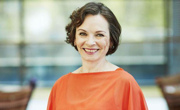 Marja Aarnipuro on kirjoittanut kolmannen omakohtaisen kirjansa rintasyövästä.