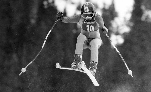 Nicola Werdenigg kuului Itävallan alppihiihtomaajoukkueeseen 1970-luvulla.
