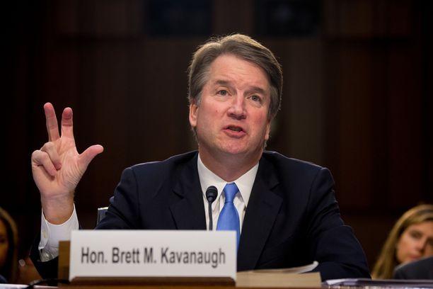Brett Kavanaugh kävi syyskuun alussa senaatin oikeuskomitean tentattavana. Uusi kuuleminen on torstaina.