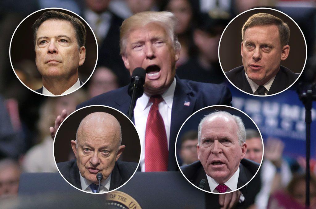Trump sai todisteet Venäjän ja Putinin vaalivaikuttamisesta jo kaksi viikkoa ennen virkaanastujaisiaan - presidentti haukkui viestintuojat tylysti