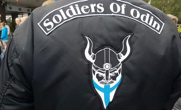 Soldiers of Odin -katupartiointiliike on ollut toiminnassa kymmenisen kuukautta.