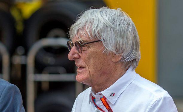 Väistyykö Bernie Ecclestone F1-kuvioista?