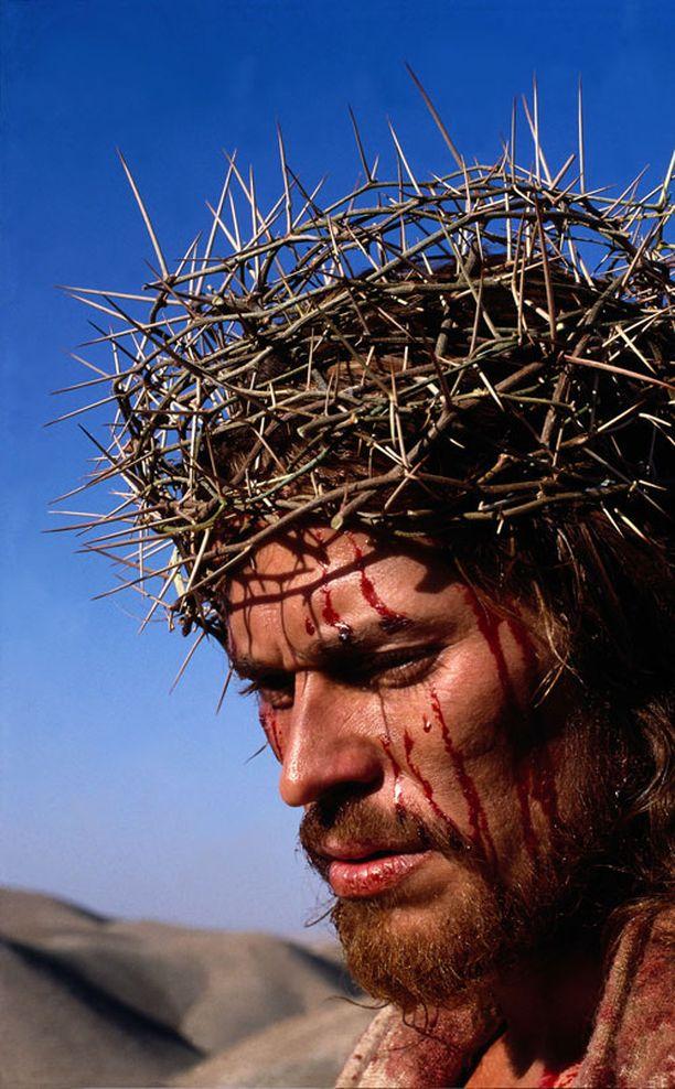 Willem Dafoe näytteli Jeesusta Martin Scorsesen elokuvassa Kristuksen viimeinen kiusaus.
