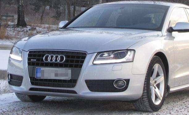 Harrin Audi-kaupat eivät menneet kuten piti. Kuvan Audi ei liity tapaukseen.