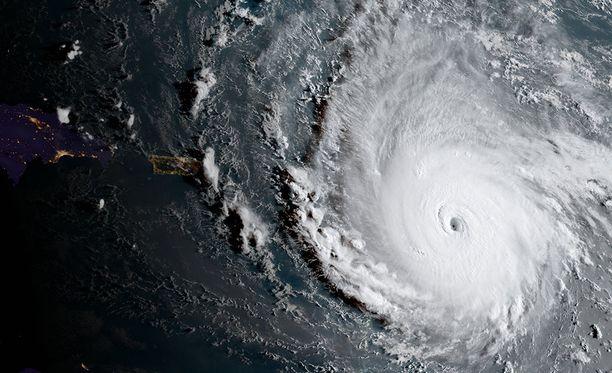 Irma saattaa olla kaikkien aikojen voimakkain mitattu myrsky.