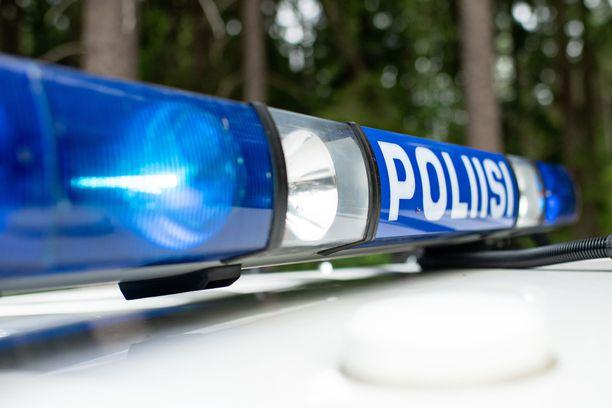 Poliisi tutkii seksuaalirikoksia Oulussa. Kuvituskuva.