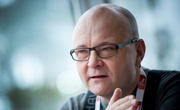Tapio Suomisen mukaan suurin palauteryöppy tulee arvokisojen aikaan.