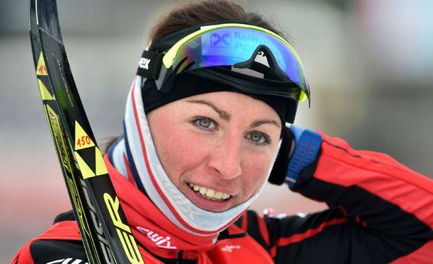 Justyna Kowalczyk tähtää vuoden 2018 olympialaisiin.